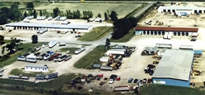An Arial View of Sawyer Sales & Service